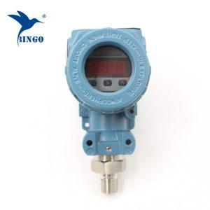 china 4-20mA rs485 hart odašiljač od pametnog pritiska