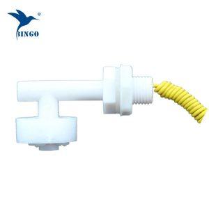 anndason 6 kom pravog ugla bijela plastika pp plovak prekidač riba rezervoar tečnost vodostaja nivo kontrole