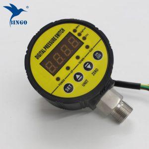 Inteligentni prekidač pritiska, prekidač vakuumskog pritiska, 4-digitalni digitalni displej
