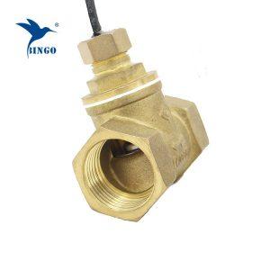 Vreteno tip bakar Brass flow switch