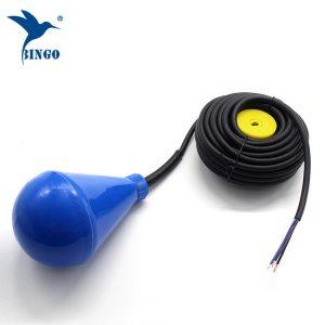Plutajući prekidač nivoa rezervoara sa potkonstrukcijom sa PVC kablom